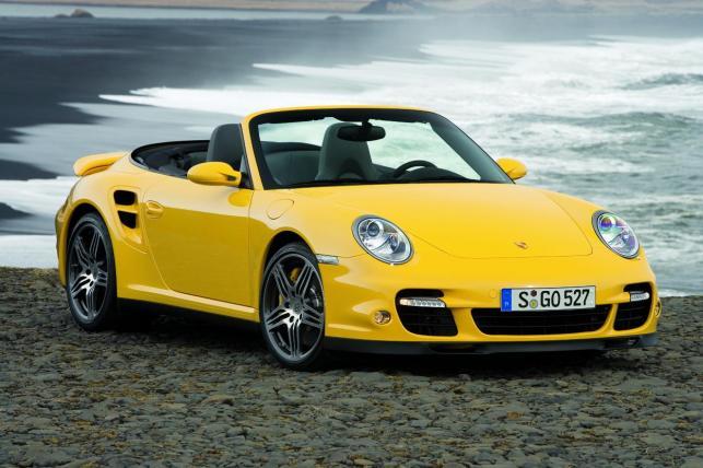 Porsche  911 - 1. miejsce w kategorii aut 6-7 letnich