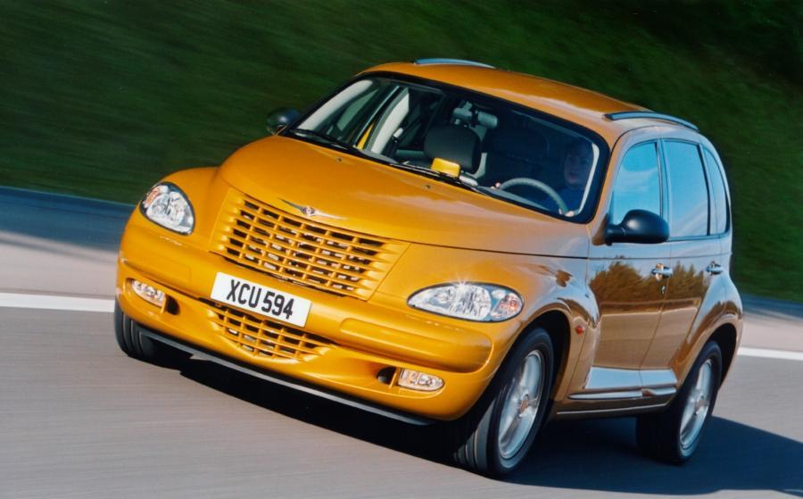 Chrysler PT cruiser - 107. miejsce w kategorii aut 6-7 letnich