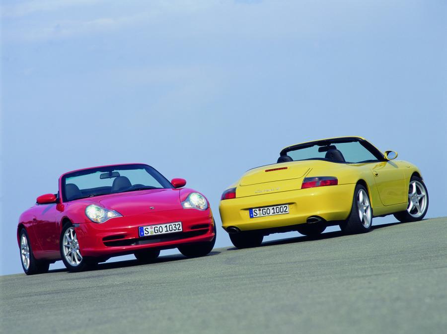 Porsche 911 - 1. miejsce w kategorii aut 10-11 letnich
