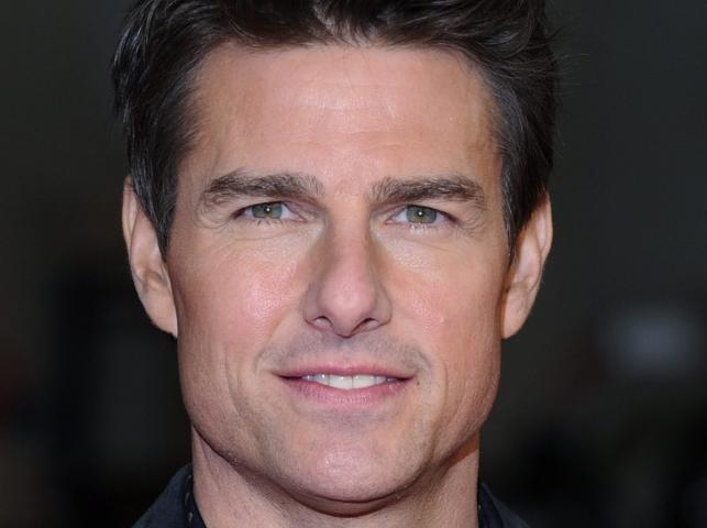 """Tom Cruise na premierze filmu """"Jack Reacher: Jednym strzałem"""" w Londynie"""
