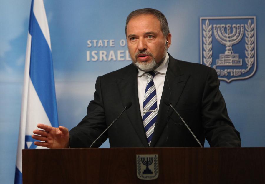 Awigdor Lieberman - szef izraelskiego MSZ