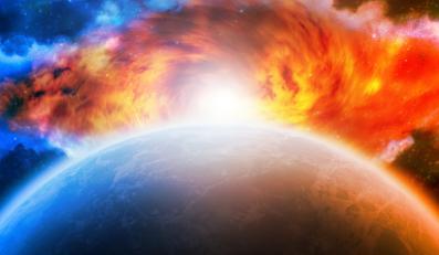 Koniec świata - zdjęcie ilustracyjne