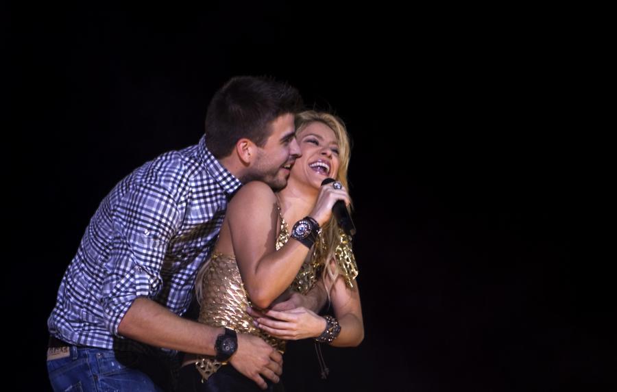 Gerard Piqué i Shakira mają synka