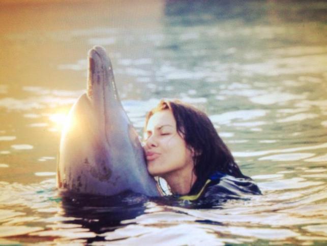 Natalia Siwiec wypoczywa w Dubaju / zdjęcia pochodzą z profilu Natalii Siwiec w portalu Twitter