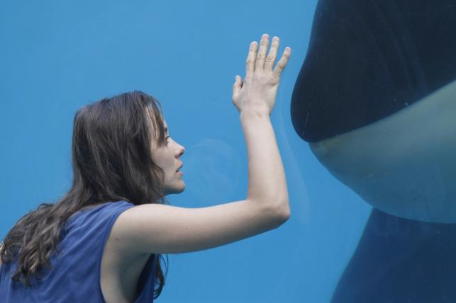 "Marion Cotillard w filmie ""Rust and Bone"""