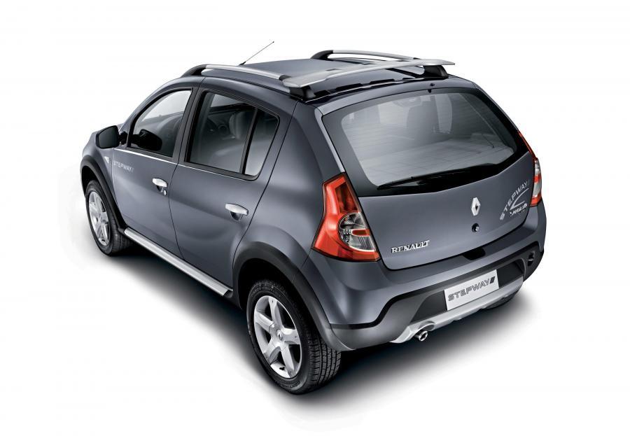 Renault sandero stepway -  będzie produkowany w Kurytybie (Brazylia) i sprzedawany tylko w Ameryce Południowej