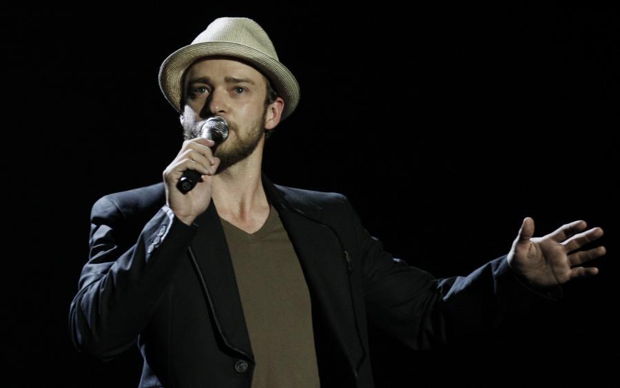 Justin Timberlake nagrywa nową płytę