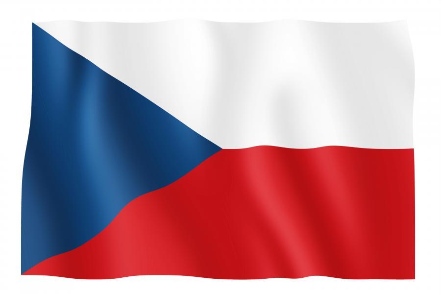 Czeska flaga