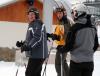 Prezydent wypoczywa na nartach