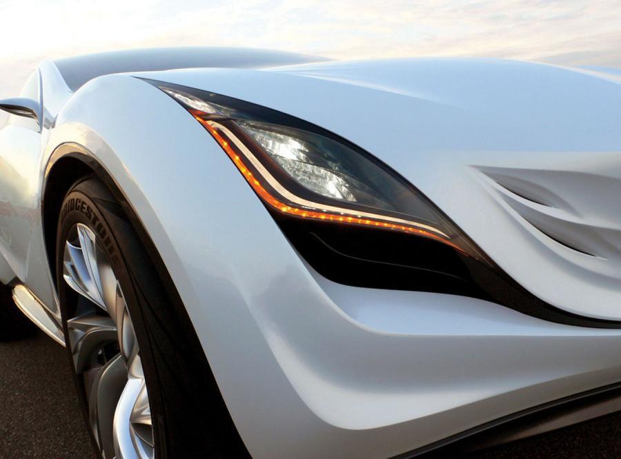Nowa Mazda prosto z Moskwy