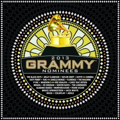 """Grammy Nominees 2013"""