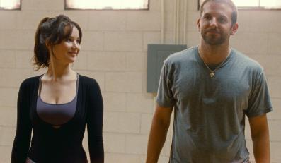 """Jennifer Lawrence i Bradley Cooper w filmie """"Poradnik Pozytywnego Myślenia"""""""