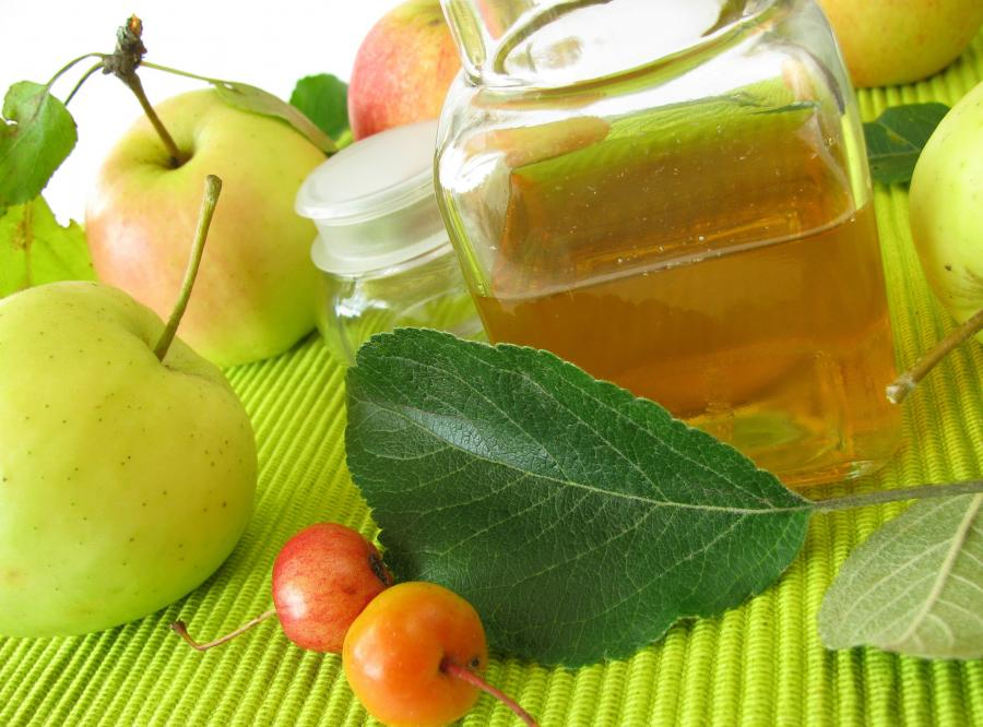 Jak działa ocet jabłkowy