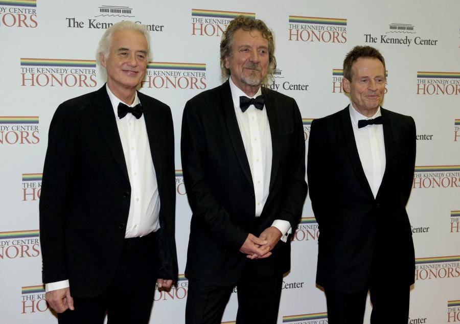 Robert Plant otwarty na reaktywację Led Zeppelin