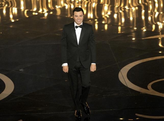 Seth McFarlane w roli gospodarza Oscarów 2013