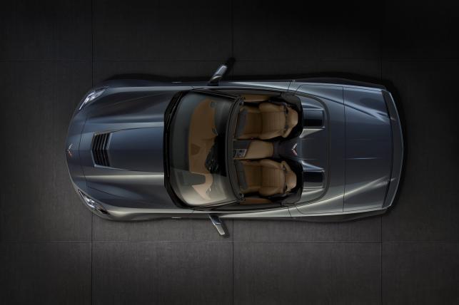 Chevrolet corvette stingray kabriolet