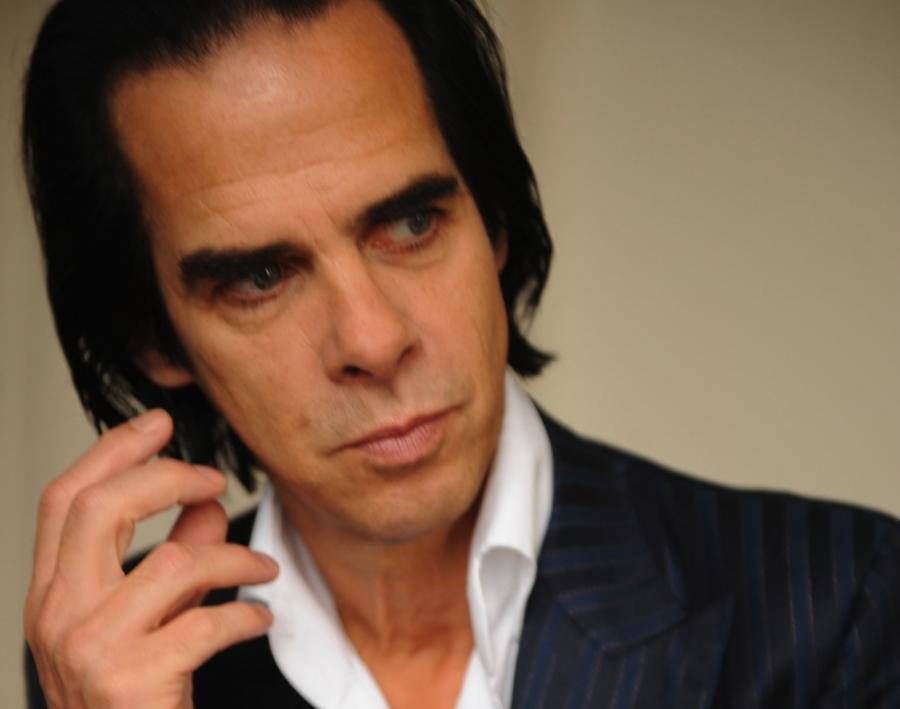 Nick Cave z soundtracku do filmu \