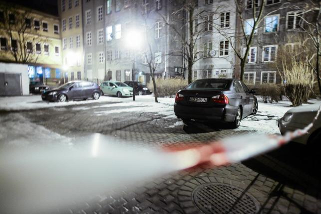 Brutalne morderstwo w Gdańsku