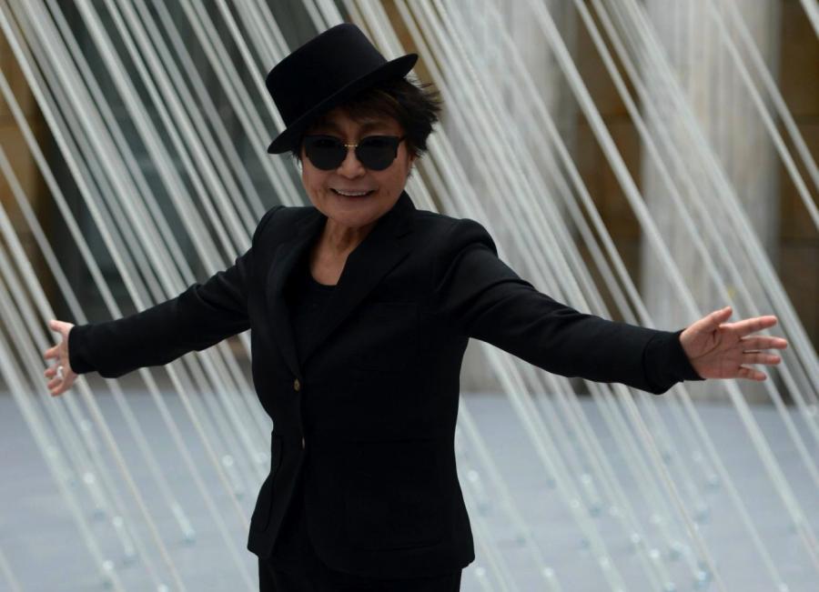 Yoko Ono wystąpi w Poznaniu na festiwalu Transatlantyk