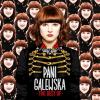 """Pani Galewska na okładce płyty """"The Best Of"""""""