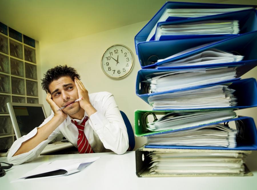 Stres w pracy - wzrasta ryzyko alzheimera