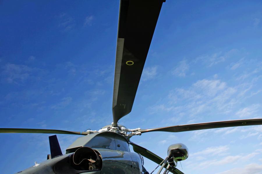 Helikopter - zdjęcie ilustracyjne