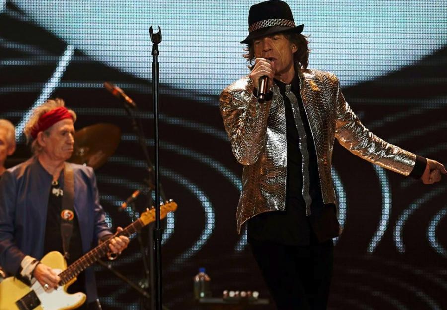 Bilety na londyński koncert Rolling Stones sprzedane w... 3 minuty