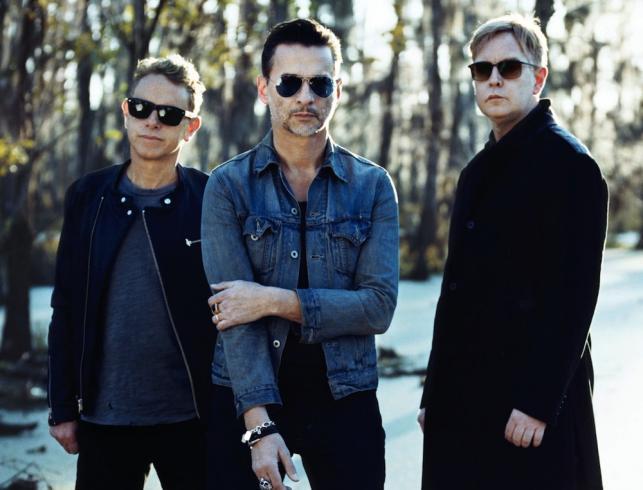 Depeche Mode dalej najlepszy w Polsce