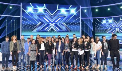 """""""X Factor"""": Ruszają odcinki na żywo"""