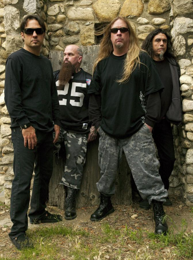 Jeff Hanneman i Slayer