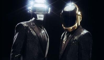 Zobacz film o Daft Punk