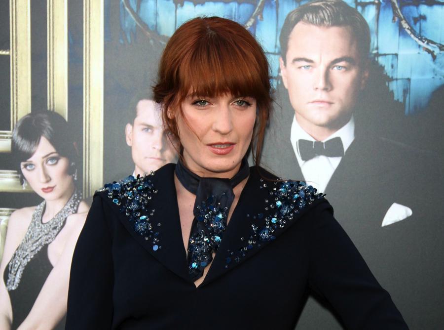 Florence Welch zagra w \