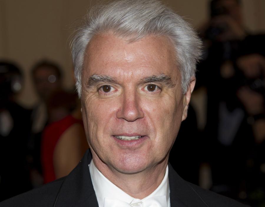 David Byrne znów z St. Vincent