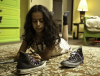 """Waad Mohammed w filmie """"Dziewczynka w trampkach"""""""