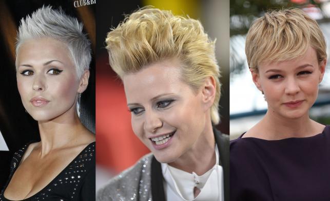 Na Krótko I W Blondzie Ta Fryzura To Hit Wśród Gwiazd