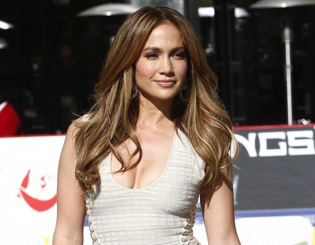 Gwiazda numer 2500 dla Jennifer Lopez