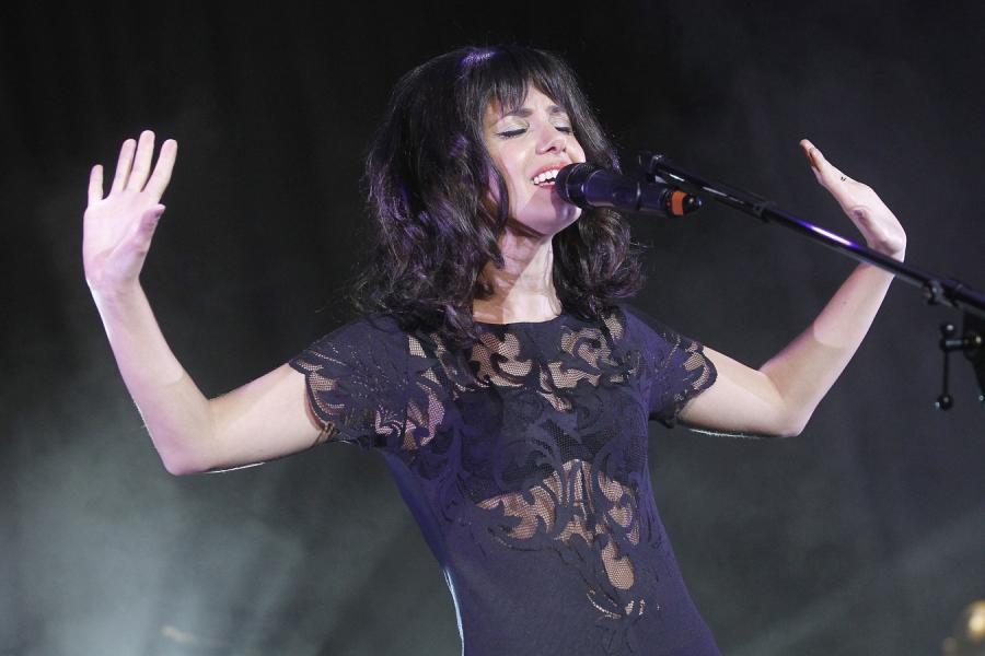 Katie Melua wraca do Polski