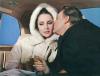 """Elizabeth Taylor i Richard Burton w filmie """"Z życia VIP'ów"""" (1963)"""