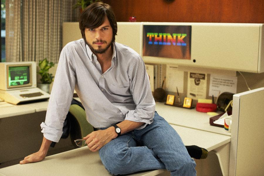 Ashton Kutcher w filmie \