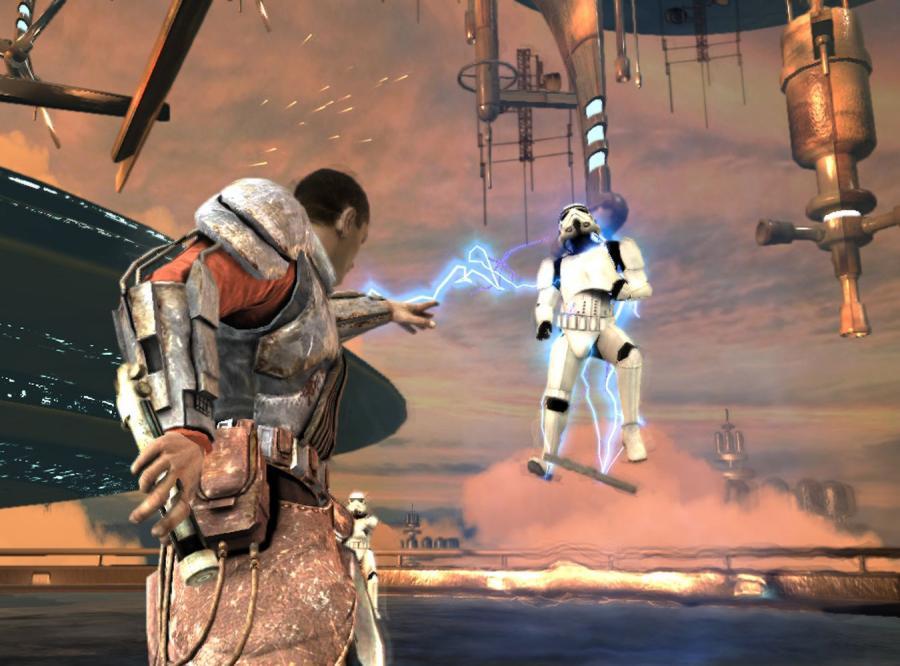 """""""Force Unleashed"""" będzie na pecetach"""