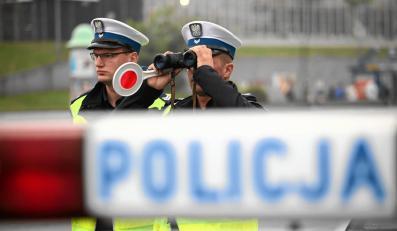 Policja w pracy