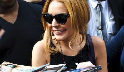 Lindsay Lohan musi zgłosić sięna kolejną terapię