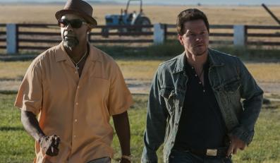 """Agenci"": Denzel Washington i Mark Wahlberg"