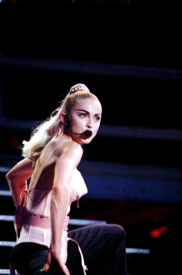 Madonna w 1990 roku
