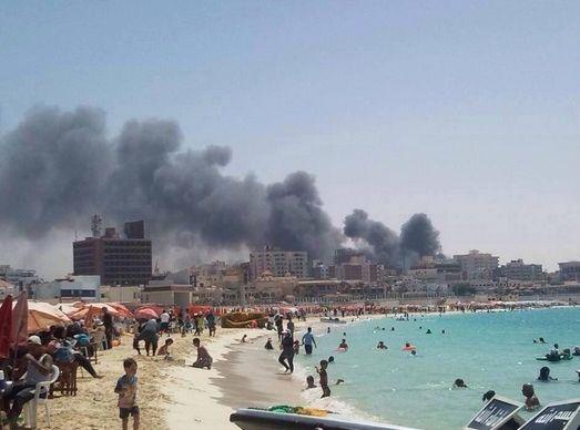 W Egipcie nie jest spokojnie
