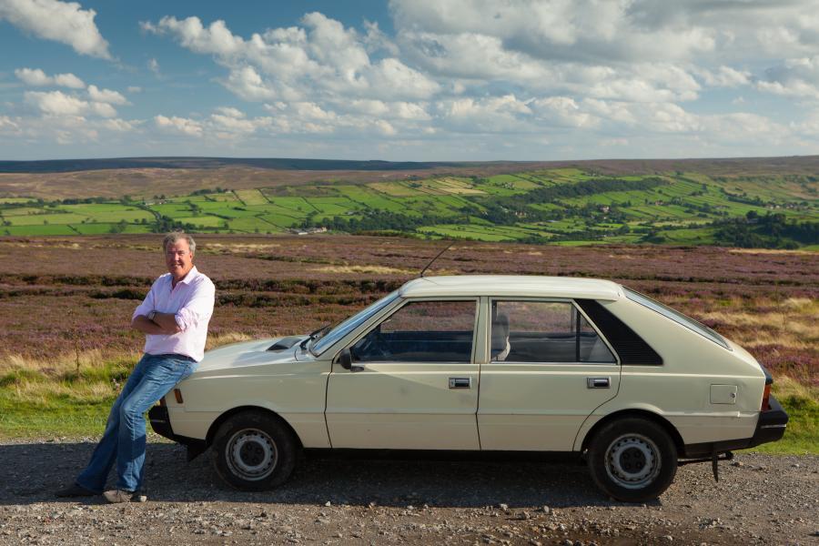 Jeremy Clarkson i polonez
