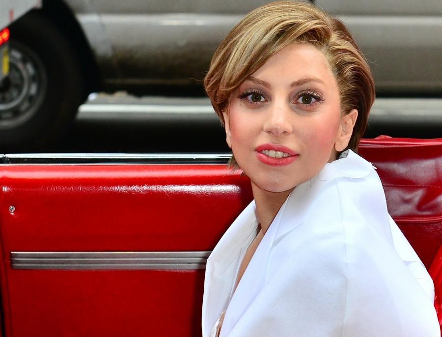 """Lady GaGa mówi: """"sorry"""""""