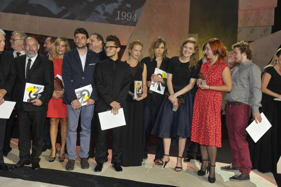 Sławomir Fabicki, Tomasz Wasilewski, Marta Nieradkiewicz, Katarzyna Rosłaniec, Magdalena Berus
