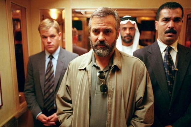 "George Clooney – ""Syriana"""