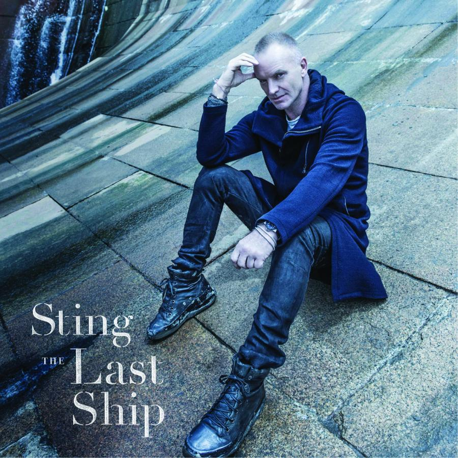 "5. Sting – ""The Last Ship"""